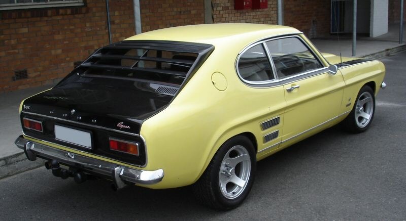 Cheap Muscle Cars For Sale >> Capri Perana - Page 2 - African Muscle Cars - Forum